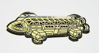 Space: 1999 TV Series Eagle Ship Lander Die-Cut Metal Enamel Pin NEW UNUSED