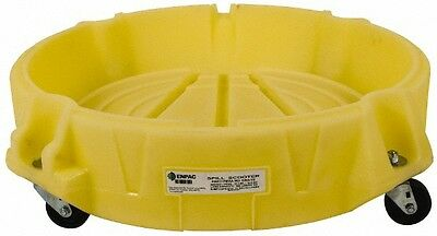 Enpac Mobile Spill Containment Type Wheeled Drum Tray Number Of Drums 1 ...