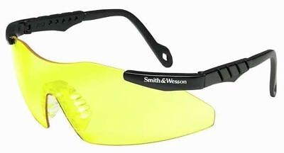 Smith Wesson Magnum Safety Glasses With Yellow Lens Ansi Z87