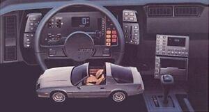 Camaro Berlinetta 1986