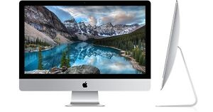 27-INCH IMAC WITH RETINA 5K DISPLAY 3.3GHz (Late 2015) Caulfield North Glen Eira Area Preview