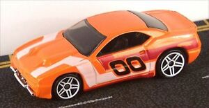 Hot-Wheels-2007-Mystery-Car-176-Rapid-Transit-Orange-PR5