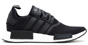 Black and white Adidas NMD's Deakin South Canberra Preview