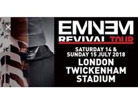 Eminem Concert ticket