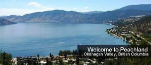 1100 sq. ft. suite between Kelowna and Penticton