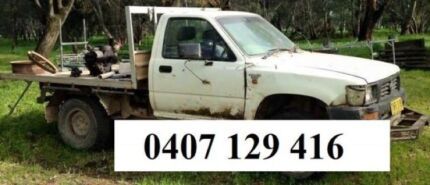 Car removal and cash for cars Sunshine Coast - Gympie - Brisbane