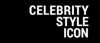 Celebrity Style Icon