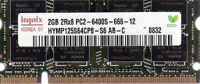 2GB LG R200/R310-K/R400/R405/R410/R460-L/R480-K/R500/R510/R580-K DDR2 RAM Memory