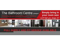 Full Supply and Fit Service- Bathrooms (The Bathroom Centre Glasgow)