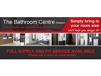 Full Bathroom Supply and Installation Available