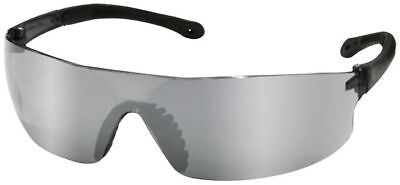 Radians Rad-sequel Safety Glasses With Silver Mirror Lens Ansi Z87