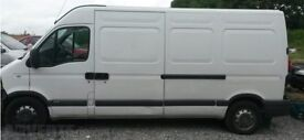 Renault Master/ Vauxhall Movano Plastic Side Mouldings, both sides all available. £10 Each