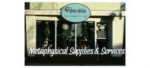 Psychic & Tarot Card Readings at Gypsy Chicks Metaphysical Store