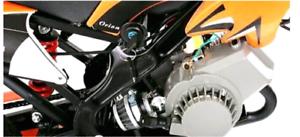 Brand new 50cc mini dirt bike motor bike pit bike pocket 49cc