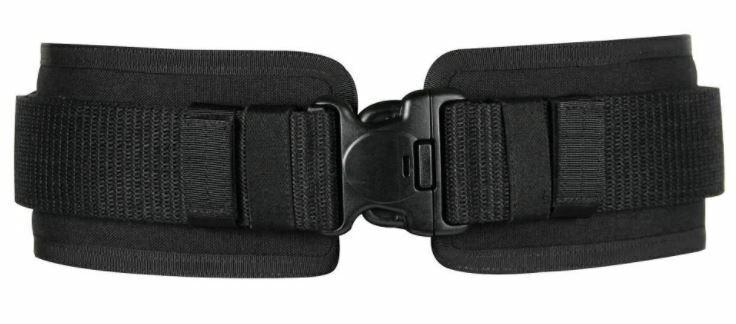 """Blackhawk Belt Pad w/ IVS (Black, Small, Fits 28""""-34"""") - 41BP00BK"""