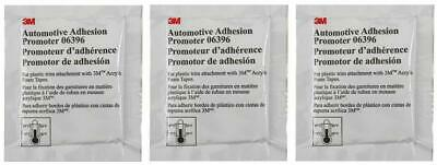 3M 06396 ADHESION PROMOTER PACKETS (3 PACKETS) (3M-6396)