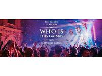 2 x Party Like Gatsby swg3 2nd dec