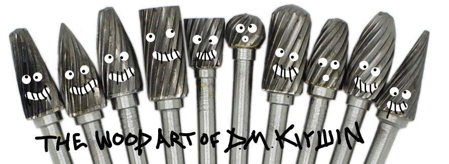 Horror Folk Art of DM Kirwin
