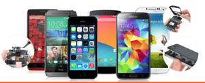 iPhone/Sony/Blackberry/Samsung/ Cell phones Cheap price Repair.