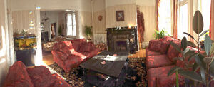 Rooms available in newly restored heritage house next to MUN