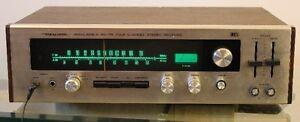 Vintage Quadraphonic Receiver - Realistic Modulaire 4