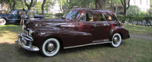 A VERRY rare Oldsmobile SixtySix B-44 1942 automatic 4 speed