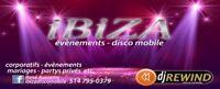 iBiZA DiSCO MOBiLE .. d.j. animateur avec exp.