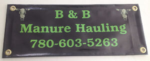 Banners Stickers Signs Decals in Two Hills AB Strathcona County Edmonton Area image 4