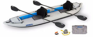 SeaEagle Inflatable Boats and Kayaks