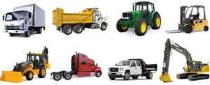 Equipment Financing- Get Pre-Approved!