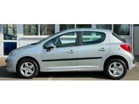 2009 Peugeot 207 VERVE HATCHBACK Petrol Manual