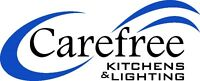 Kitchen & Lighting Service Tech