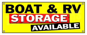 Boat and RV Storage $50 per month
