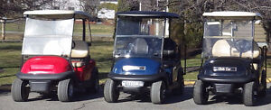 Cart de golf (voiturette)