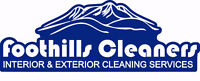 Exterior Cleaning - Windows/Siding/Gutters