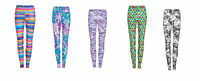 Ethically Made Fitness Leggings - 10 locally made brands