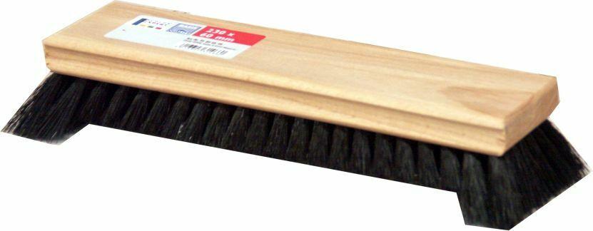 Tapezierbürste Tapeten Bürste Wischer Holz mit Kuststoffborsten ca 30 cm