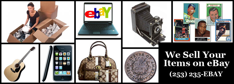 eBay Trading Assistant Consignment