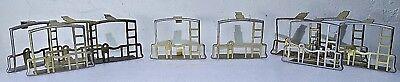 Ten Original American Flyer No. 607, 630, 638, 645A & 904  Caboose End Railings