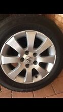 Holden Astra rims Gosnells Gosnells Area Preview