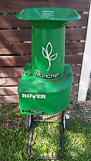 Rover mulcher