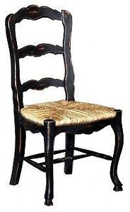 Dining Rush Seat Chairs