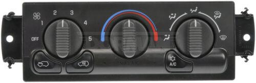 HVAC Control Module fits 1999-2002 GMC Sierra 1500 Sierra 2500 Yukon  DORMAN OE