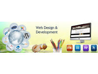 Web Design & Development, Mobile Applications, Ecommerce, Graphic Design, SEO, Web Testing, Branding