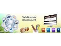 Digital Web Design & Development, Ecommerce Shop, Logo Design, Mobile Applications, SEO Marketing