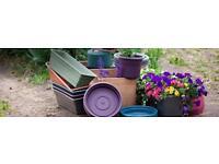Garden tubs, pots & troughs