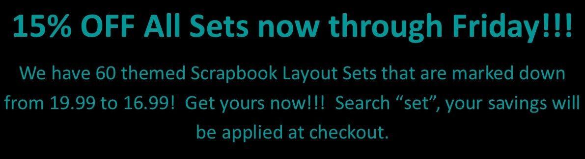 EZscrapbooks - Quick Pages
