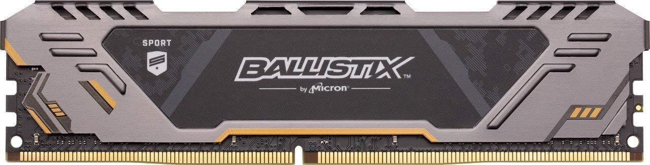 Crucial Ballistix Sport 16GB DDR4 2666 MHz PC4-21300 DR x8 G