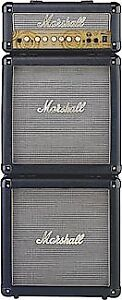 Wanted ! MARSHALL MINI STACK OR MG 4X12 AMP  cabinet