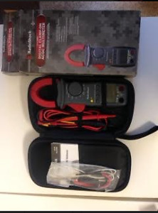 Digital Clamp-on AC/DC Multimeter